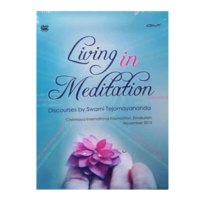 Living in Meditation DVD