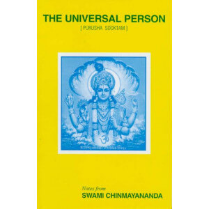 THE UNIVERSAL PERSON (PURUSHA SOOKTAM)